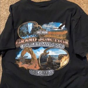Vintage Harley Davidson Colorado shirt